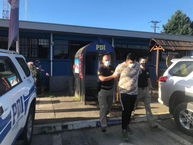 Detenido en Osorno