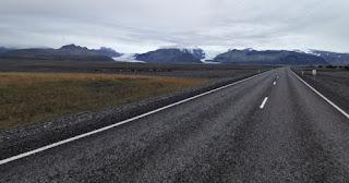 Parque Nacional Skaftafell, glaciares Svínafellsjökull y Skaftafellsjökull.