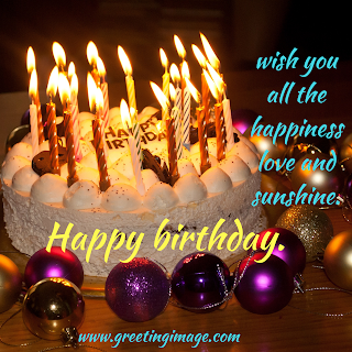 Birthday quotes with images