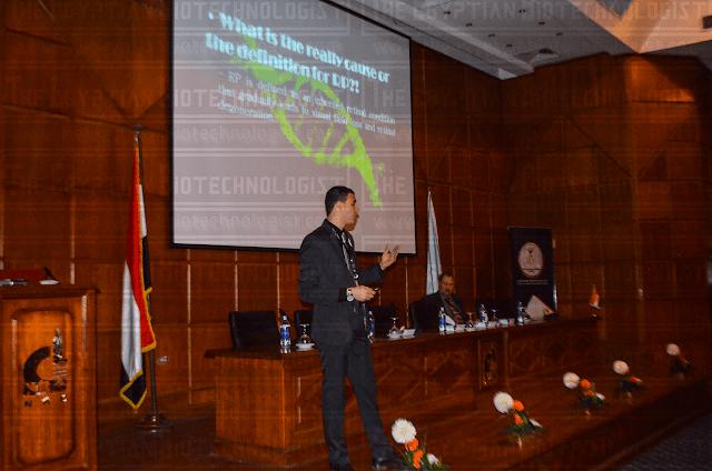 فريق «Bio Team Egypt» يُطلق إفتتاحية ندوات عصر التكنولوجيا الحيوية المصري