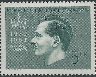 Liechtenstein 5 Franc Prince Franz Joseph II.jpg