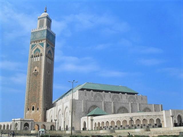ruta por Marruecos en coche, desde España