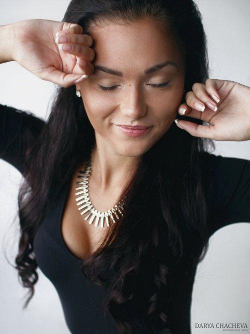 Darya Chacheva fotografia fashion mulheres beleza impressionante modelos