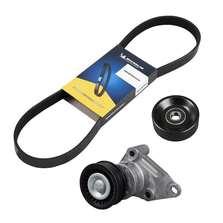 Michelin launches serpentine belt drive component kit