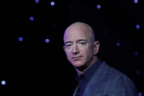 Jeff Bezos lost his bet on Elon Musk