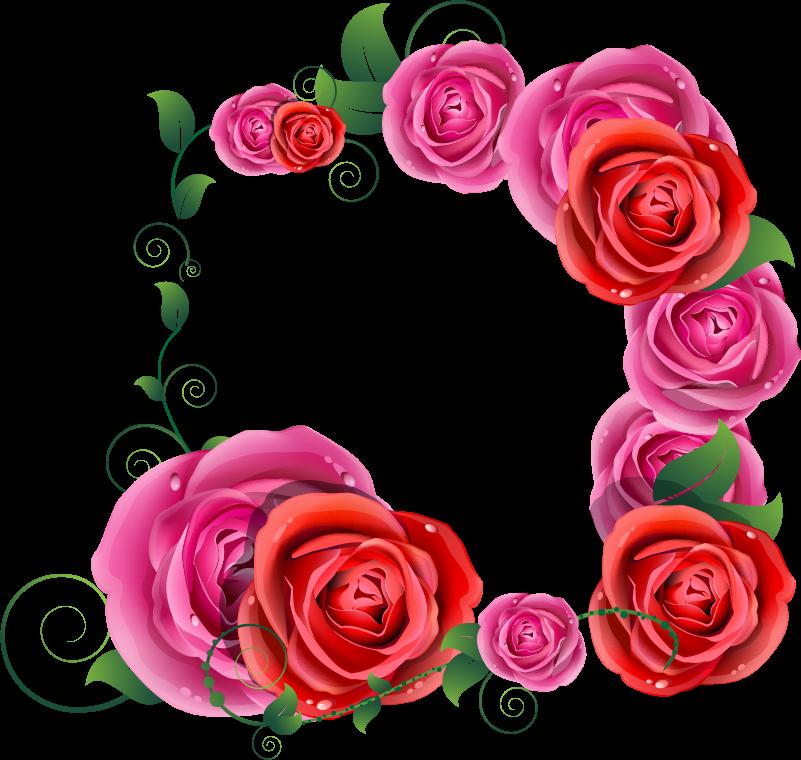Абстракция фон цветы