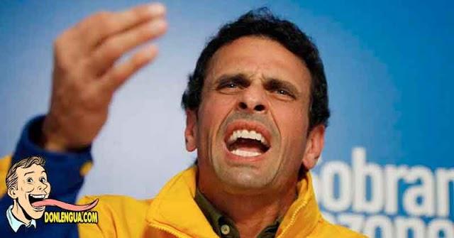 Henrique Capriles le pide a Guaidó que se siente a negociar elecciones con Maduro