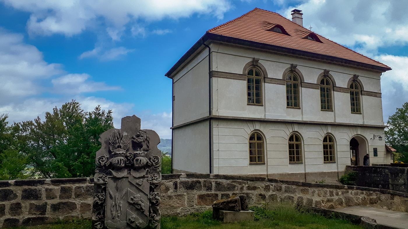 Zamek Valdstejn Czeski Raj