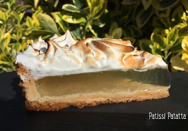 recette de tarte au citron transparente, tarte transparente, tarte citron meringuée, tarte au citron autrement, tarte au citron design, crème translucide, tarte au citron bluffante, pâtisserie, tarte différente, tarte incroyable, patissi-patatta
