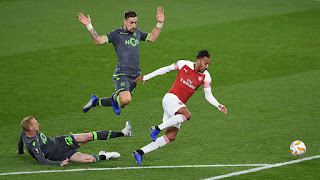 Qualification Secured On An Ugly Night at the Emirates