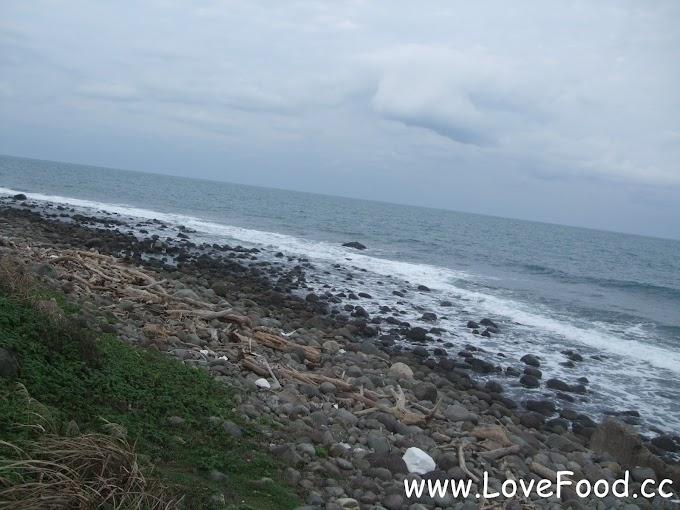 新北金山-跳石海岸-獨特火山海岸景觀 礫石成堆的海岸線-Tiaoshi Coasts