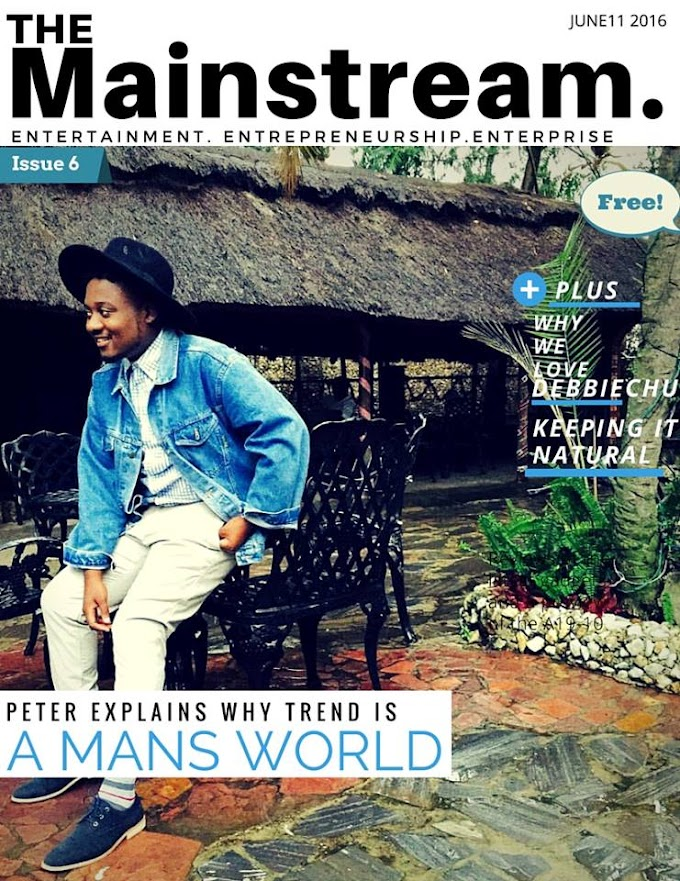 Tend Is A Mans World- The Mainstream Issue 06