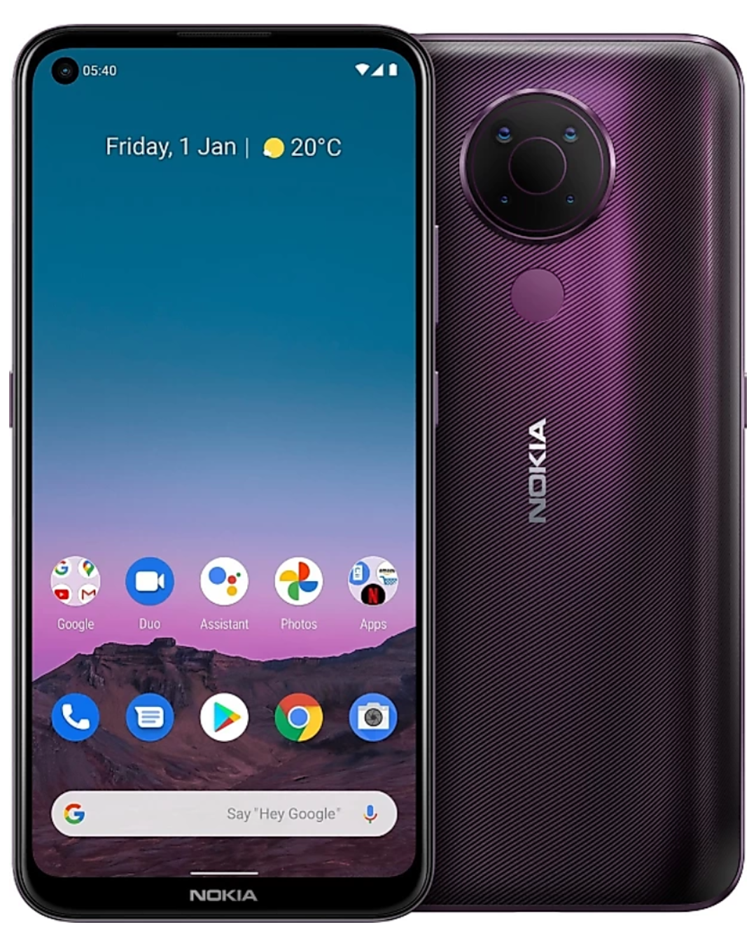 Nokia's new mobile NOKIA 5.4 launched, its first sale will be done on February 17, know the short and detail specification of this mobile
