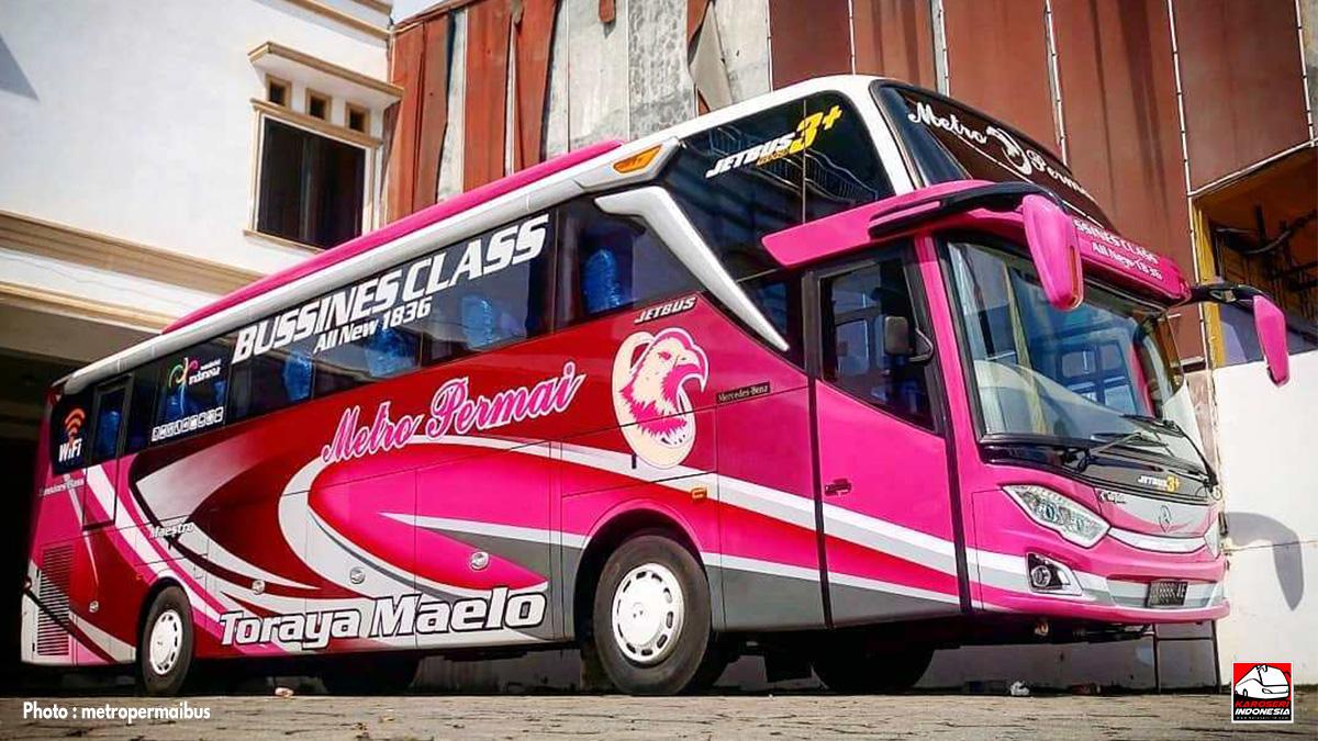 Bus Metro Permai