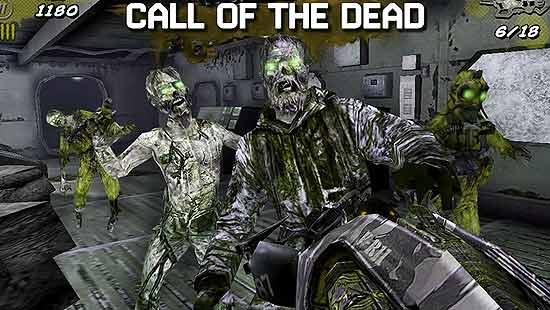 COD Black Ops Zombies Mod Apk