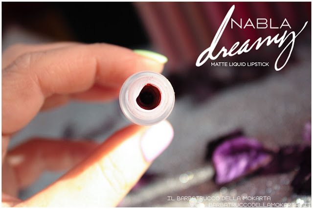Dreamy Matte Liquid Lipstick rossetto liquido nabla cosmetics recensione