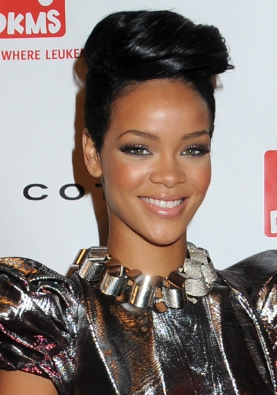 A New Life Hartz Rihanna Short Hairstyles