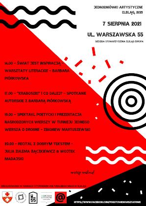 Patronat Promotorki: Artystyczna Jednodniówka vol. 1