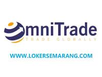 Lowongan Kerja Semarang Mei 2021 di Omni Trade