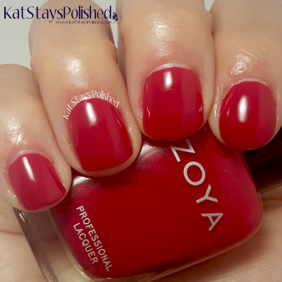 Zoya Focus Collection - Janel | Kat Stays Polished
