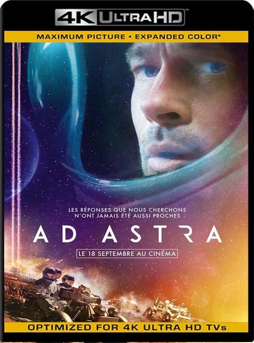 Ad Astra: Hacia las estrellas (2019) 4K 2160p UHD [HDR] Latino [GoogleDrive]
