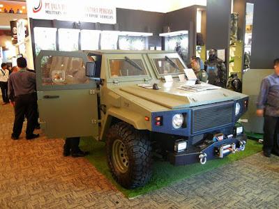 Indonesia Light Strike Vehicle (ILSV)