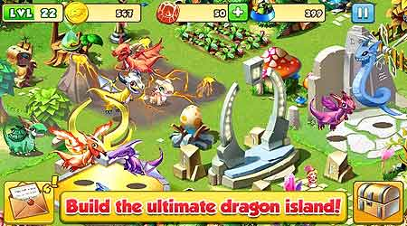 Dragon Mania Mod Apk 4.0.0