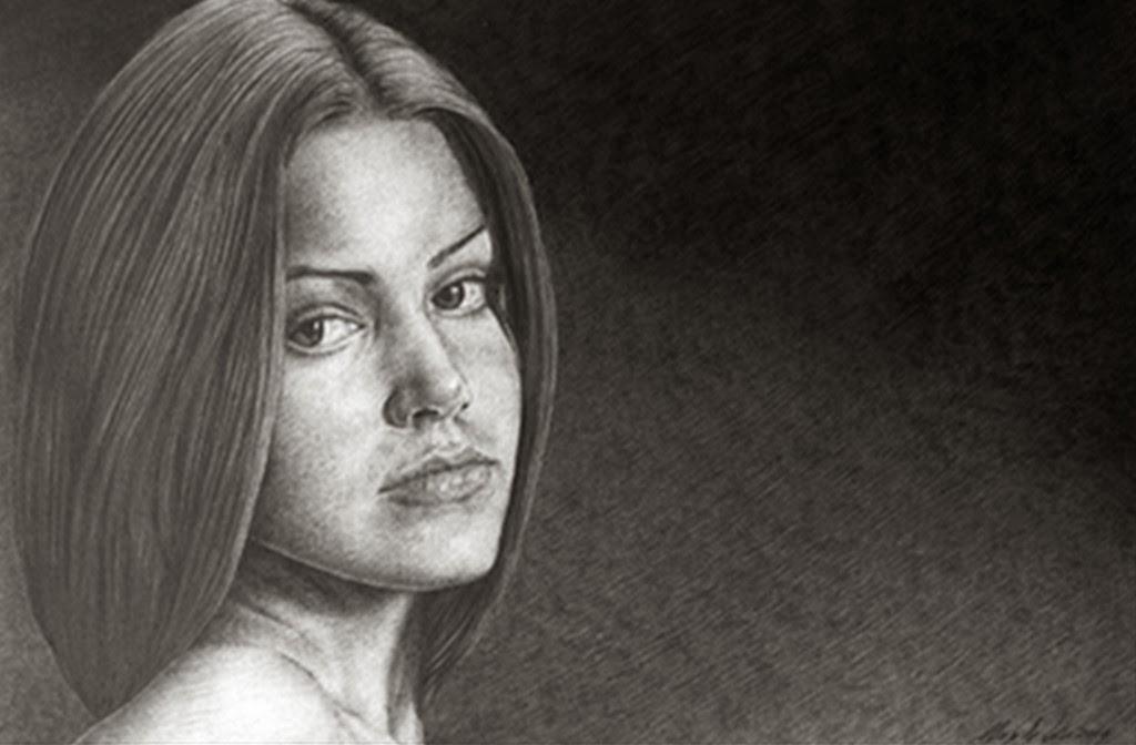 mujeres-rostros-dibujos-a-lapiz