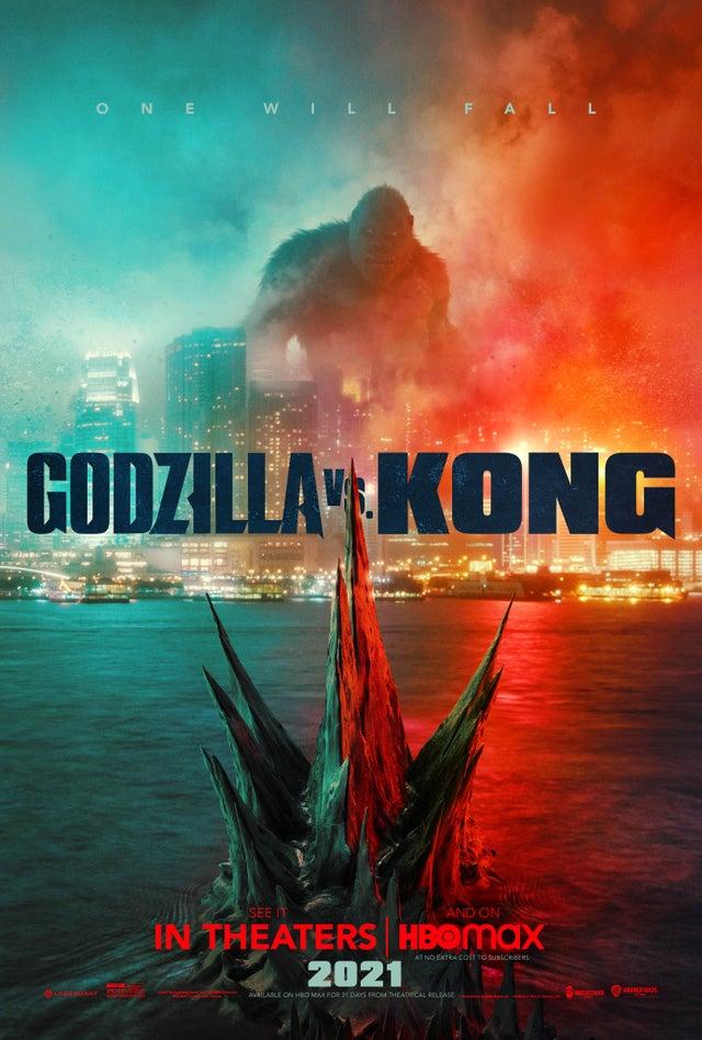 Review Filem Godzilla Vs. Kong