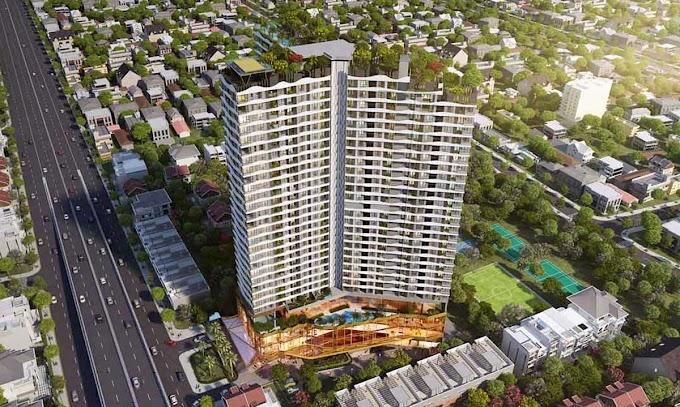 Dự án căn hộ chung cư Lê Phong Bình Dương