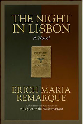 The Night in Lisbon by Erich Maria Remarque - book cover