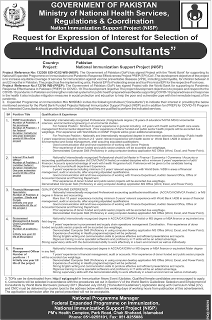 ministry-of-national-health-service-govt-jobs