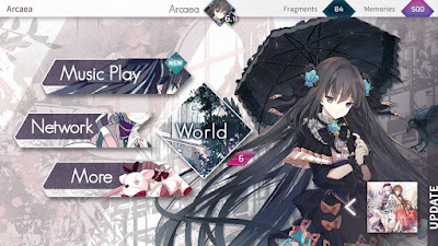 Arcaea Mod Apk Download (New Dimension Rhythm Game)