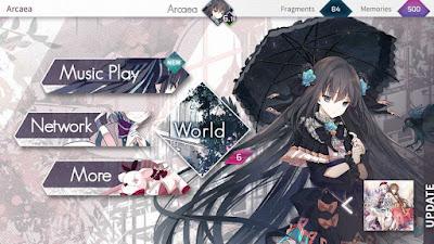 Arcaea Mod Apk Download (New Dimension Rhythm Game)