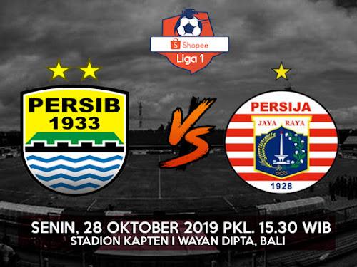 Persib VS Persija 28 Oktober 2019