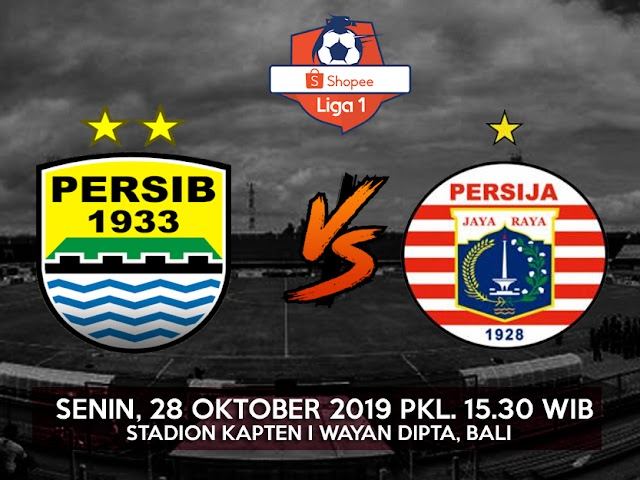 Ini Pemain Persib yang Diboyong ke Bali dalam Laga Lawan Persija 28 Oktober 2019