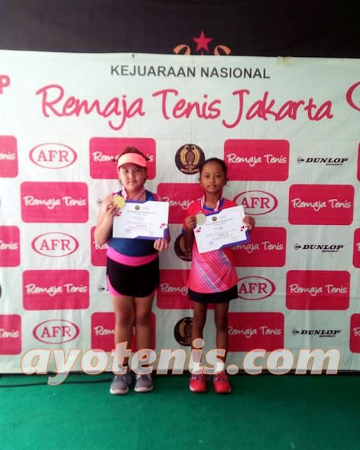 Kembali Bergulir, RemajaTenis Ajang Tepat Uji Kemampuan dan Evaluasi Atlet Tenis Yunior