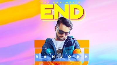 End Song Lyrics - Raj Ranjodh