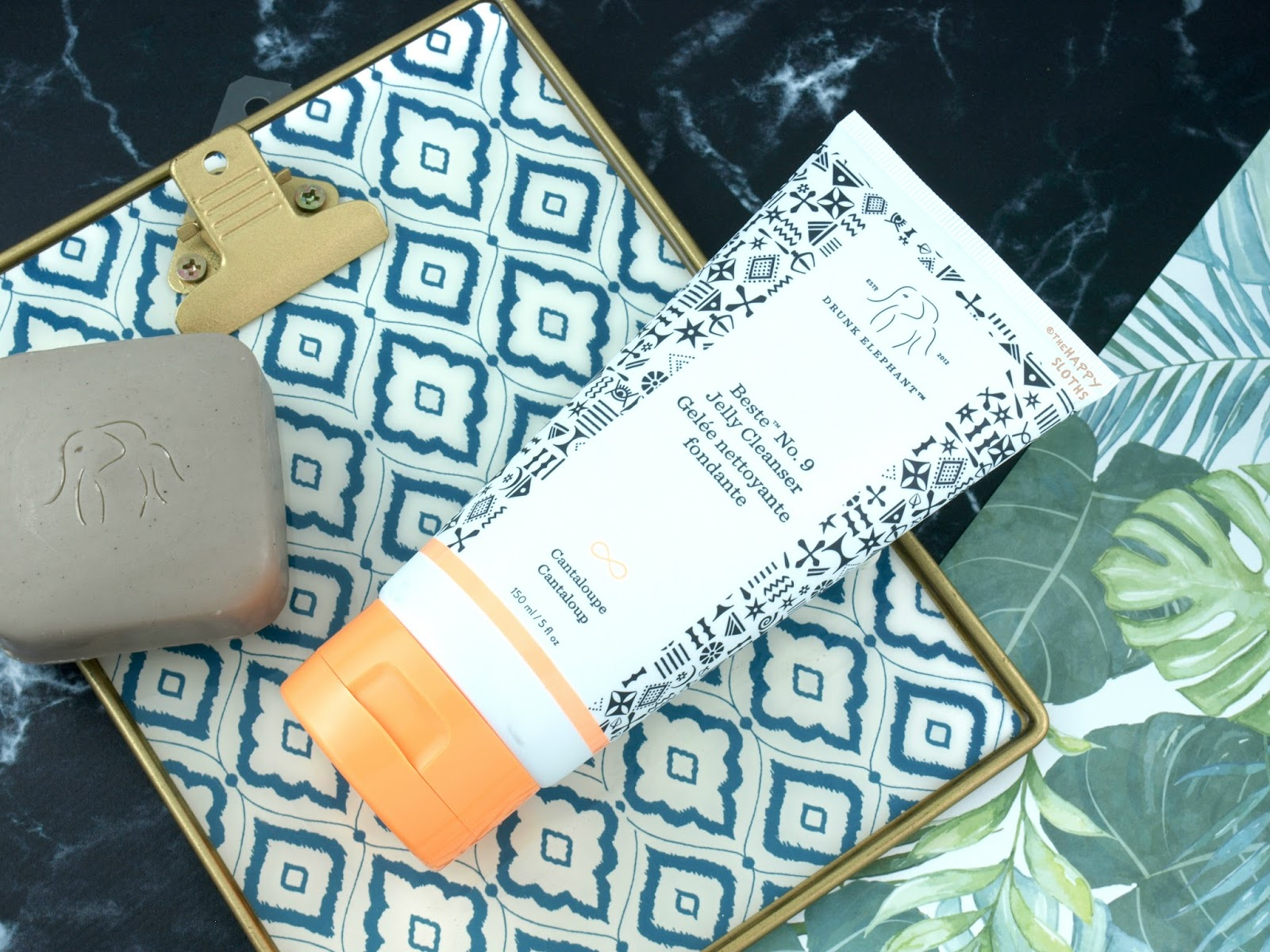 Drunk Elephant | Beste No. 9 Jelly Cleanser: Review
