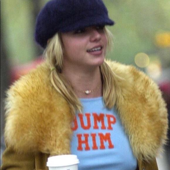 Britney Spears DUMP HIM shirt.  PYGear.com