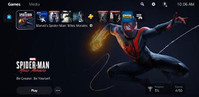 Best Settings, Play Spider Man, Miles Morales, PS5