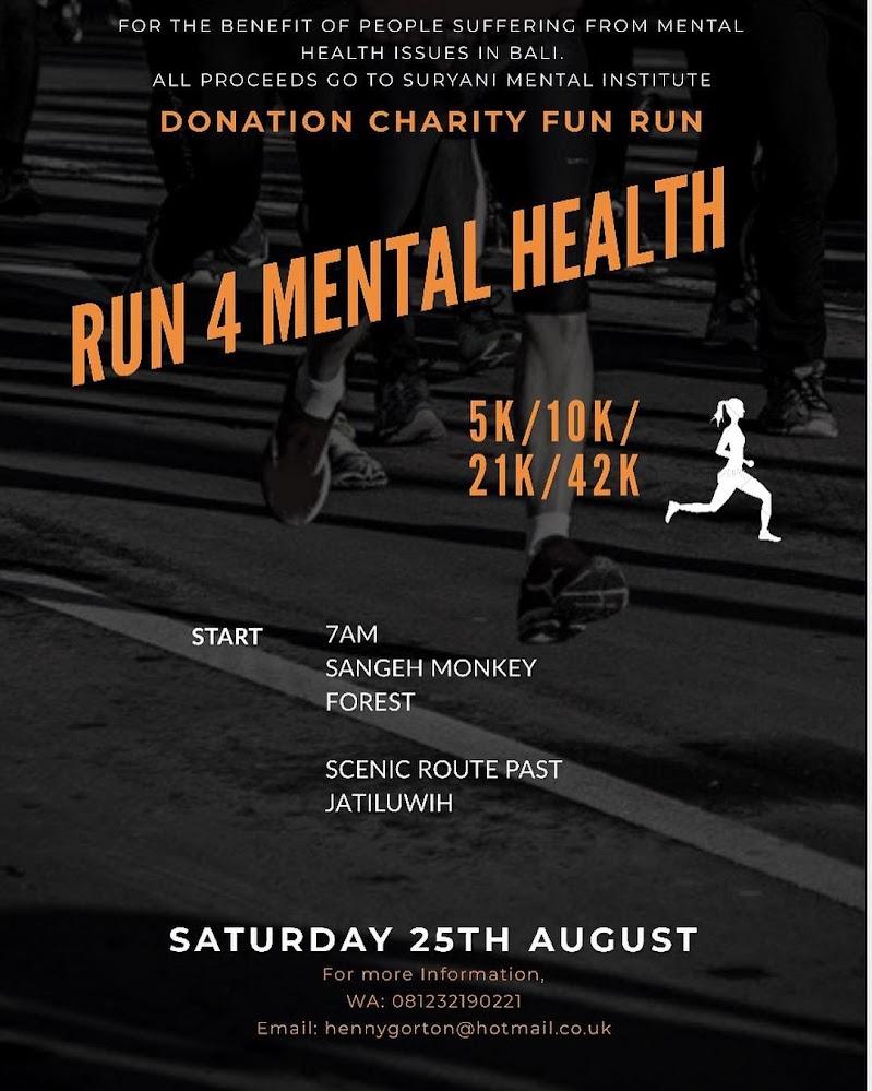 Run 4 Mental Health • 2018