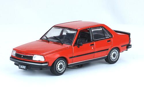 Renault 18 GTX autos inolvidables