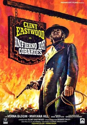 Poster High Plains Drifter 1973