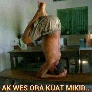 Gambar lucu Bahasa Jawa 6