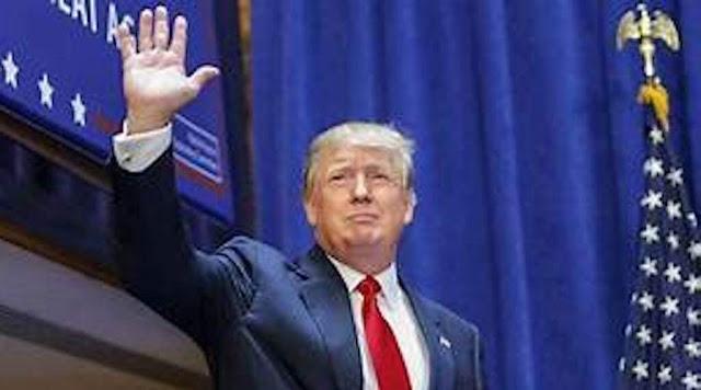 Trump Masukkan Kelompok Antifa sebagai Teroris Seusai Demo Kematian George Floyd
