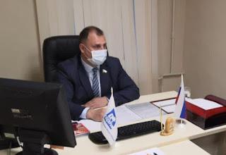 Прием жителей Петербурга | Депутат Сергей Вострецов