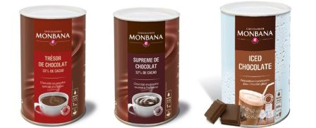 Monbana chocolate