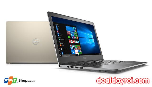 deal đây rồi, laptop dell, fptshop