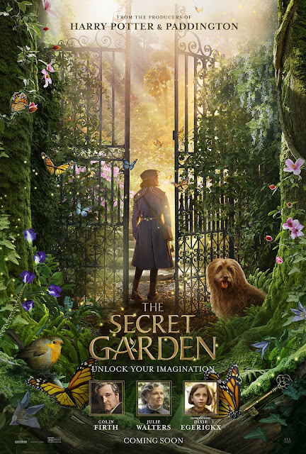 poster, film, the, secret, garden